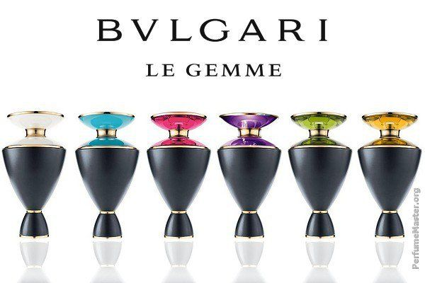 Le Gemme Collection By Bvlgari Skus Concept In 2019 Perfume