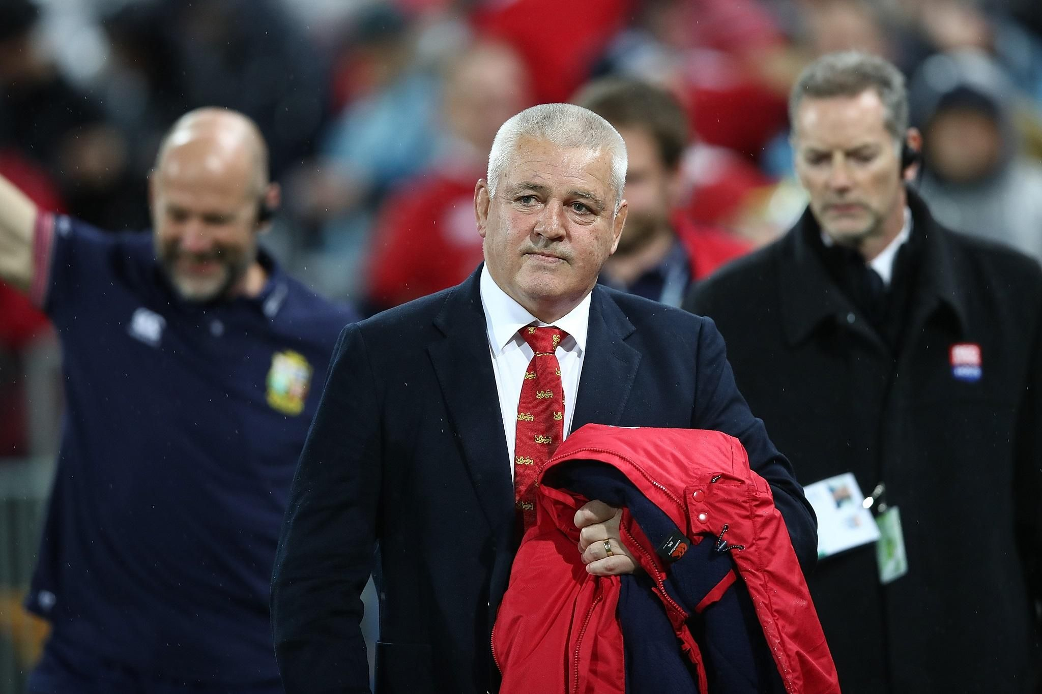 British and Irish Lions 2017: Warren Gatland uses second Test victory to hit back at critics for 'personal attacks'