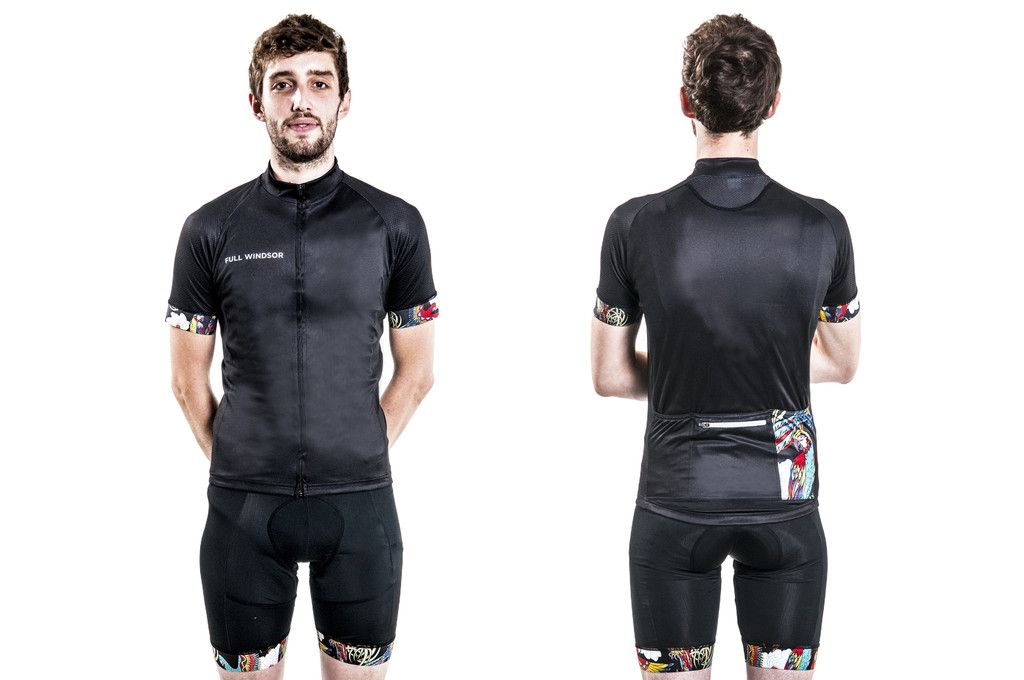 Windsor Cycling Kit - Parrot