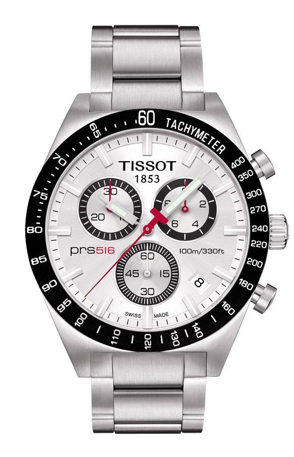 749ab7b8fae3 Reloj Cro Tissot Prs 516 Cronógrafo T0444172103100