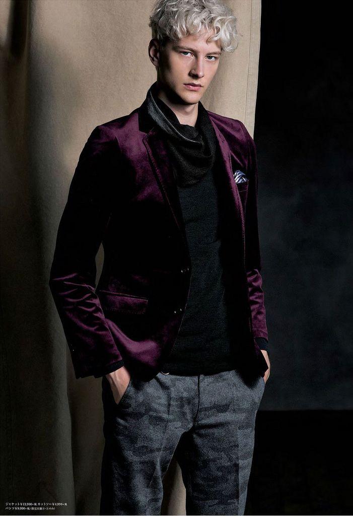 Jaco van den Hoven 様 - Excellent Male Model | ユニセックススタイル