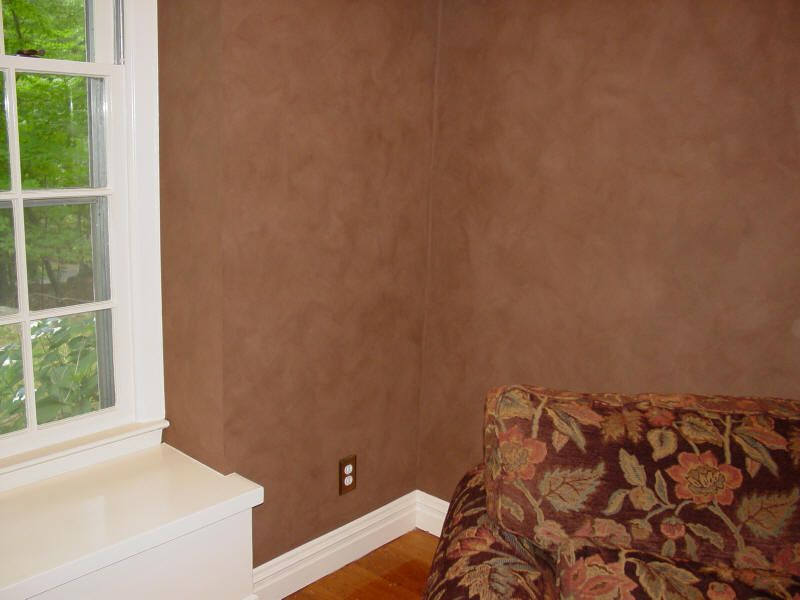 Faux Paint Ideas paint ideas | surfaces with paint - faux suede wall finish | my