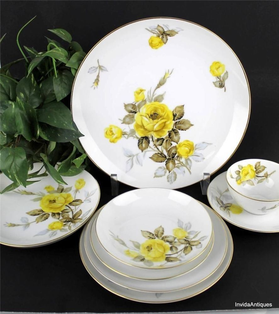 90 Piece Vintage Japan Georgianna by Sango China Set Plates Tea Cups Gravy Bowls #Sango & 90 Piece Vintage Japan Georgianna by Sango China Set Plates Tea ...