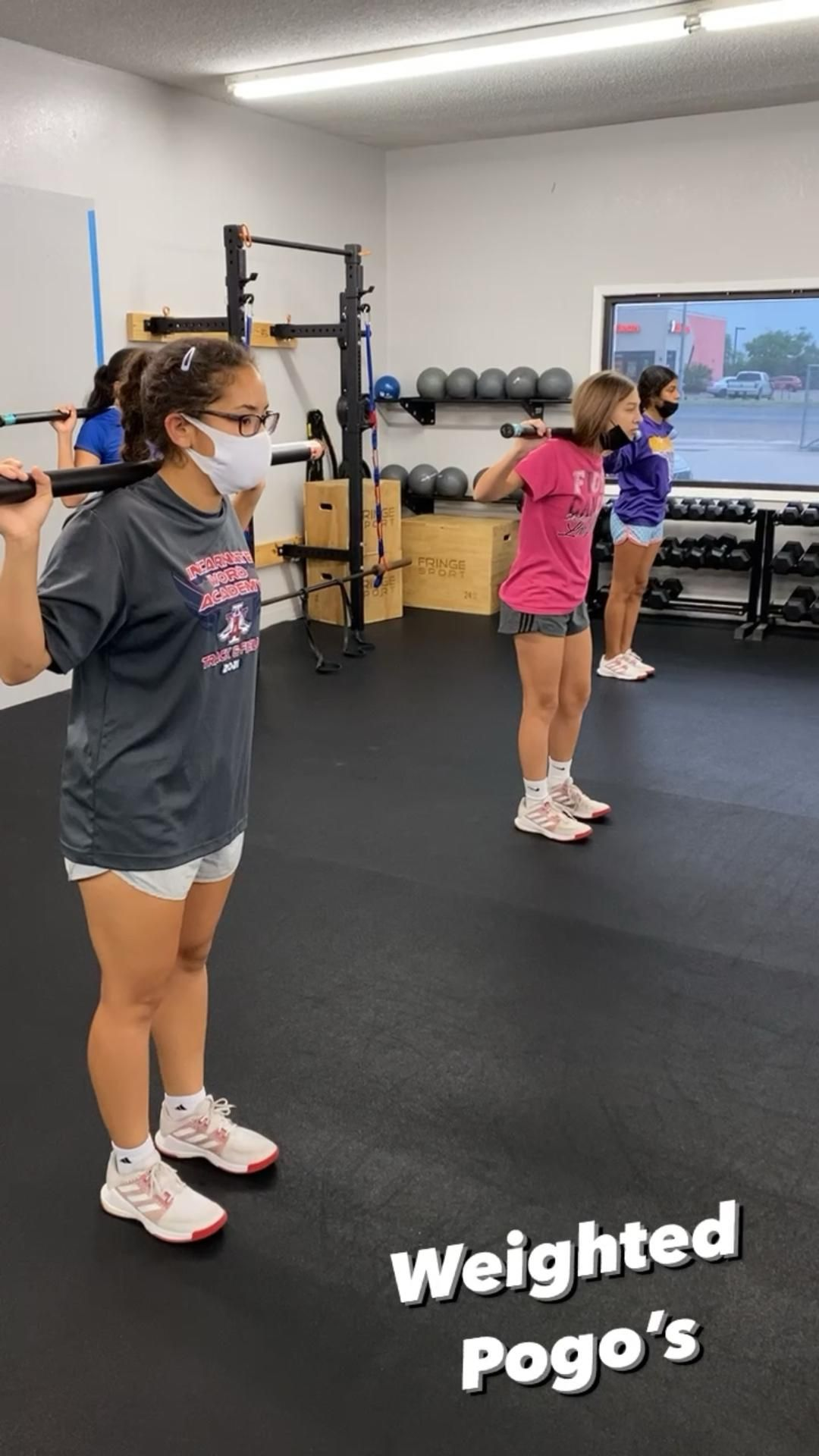 Weighted Pogo Hops An Immersive Guide By Storm Performance Volleyball