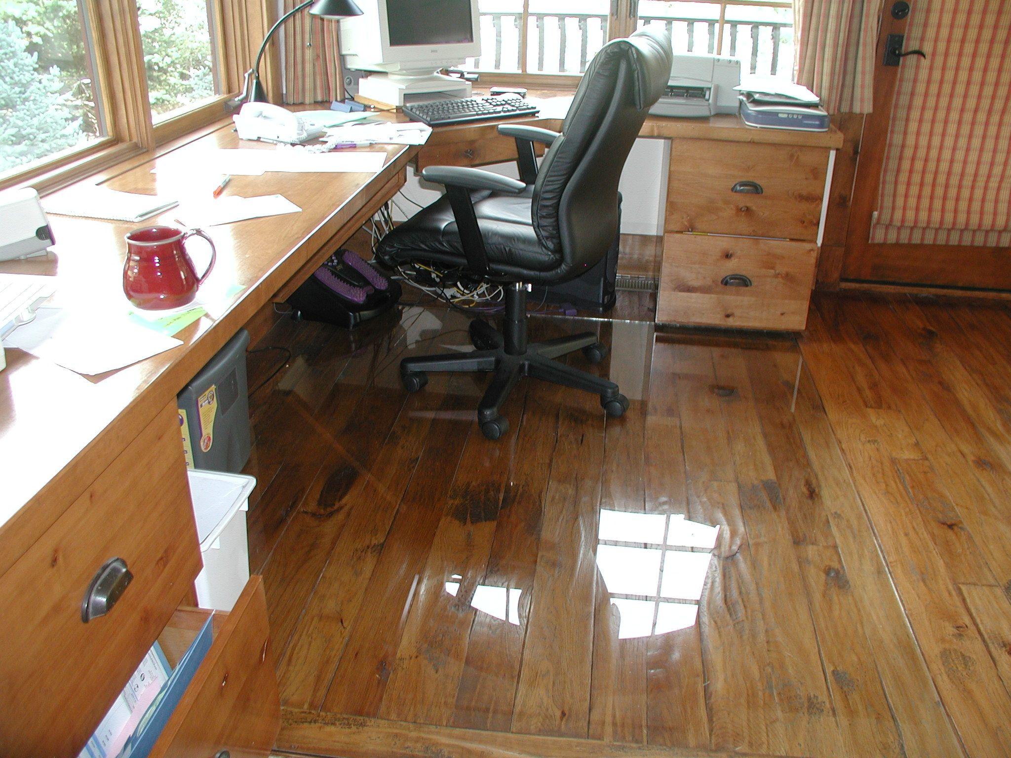 Office Chair Mat For Wood Floors Dengan Gambar Interior