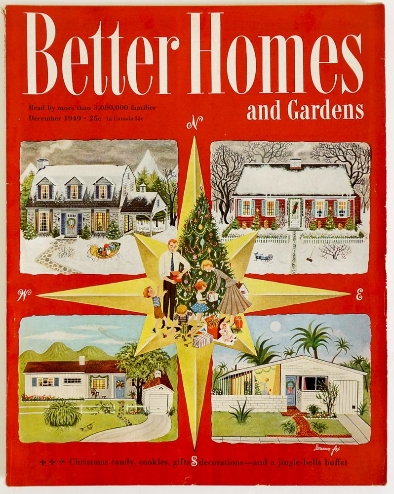 December Issue Better Homes And Gardens