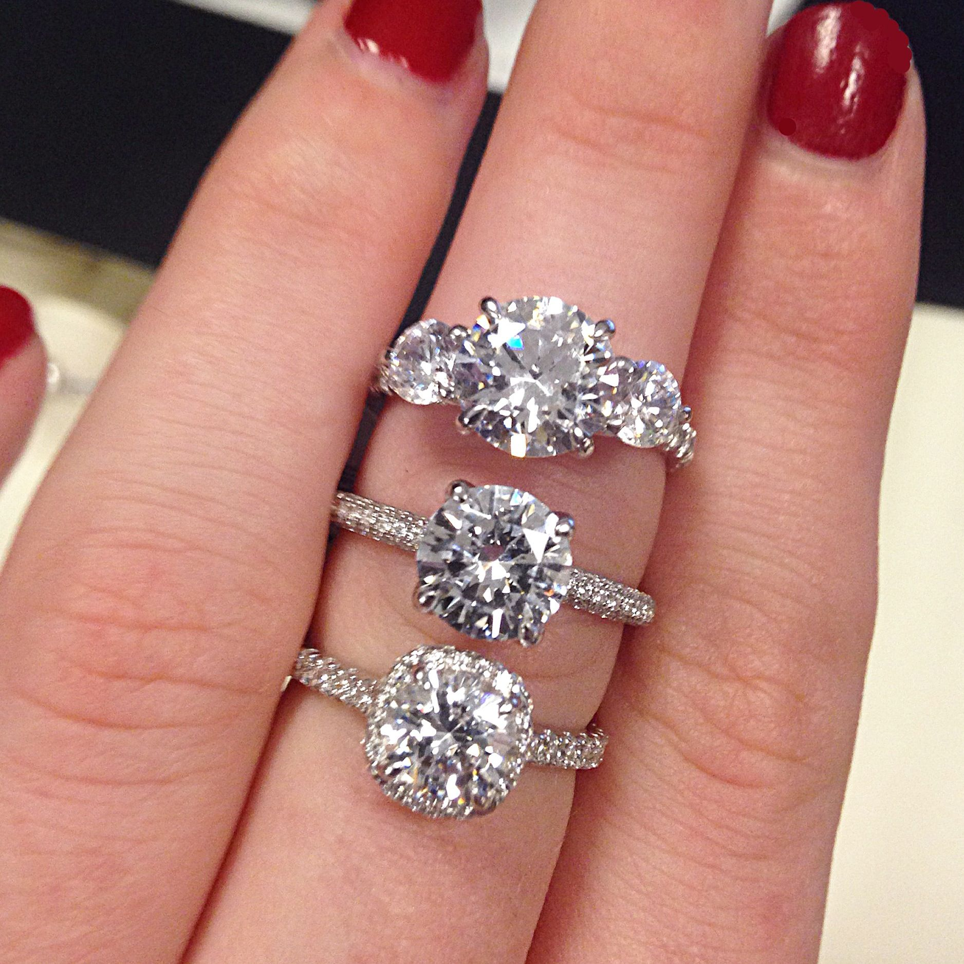 Weddings · What's Your Dream Ring?