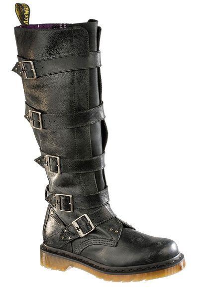 Dr. Martens Women's Phina Phoenix Boot Style: DMR12766001