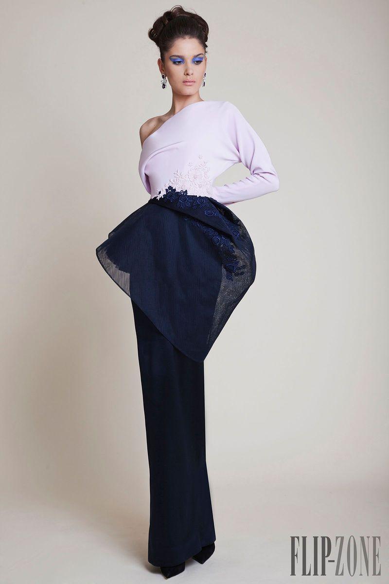 Azzi & Osta Printemps-été 2014 - Haute couture - http://www.flip-zone.fr/fashion/couture-1/independant-designers/azzi-osta-4529