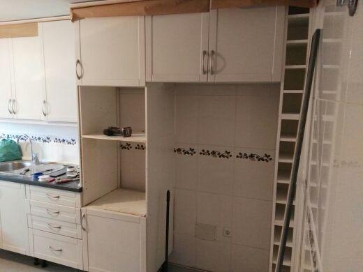 vendo muebles de cocina en muy buen estado.Interesados ...