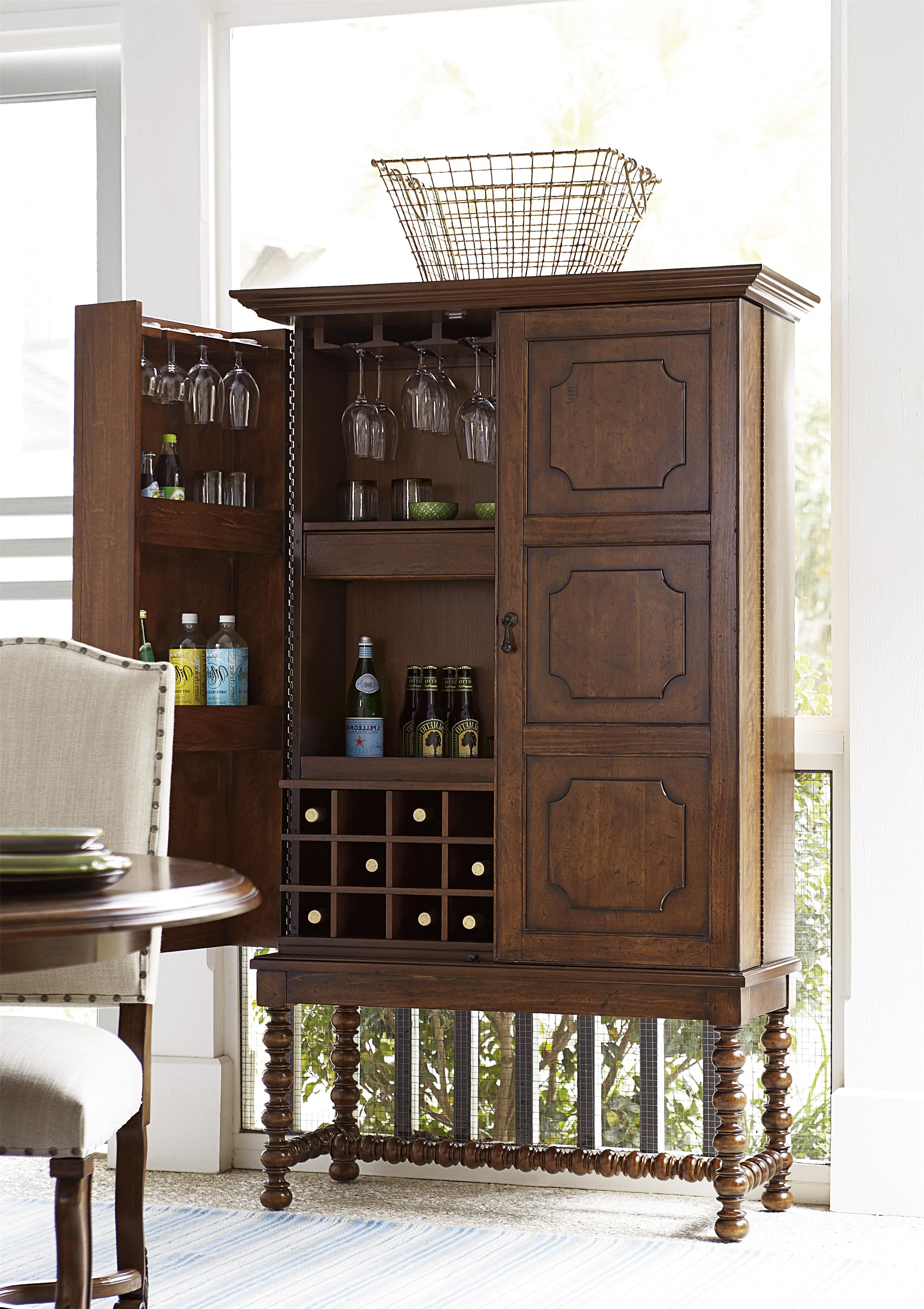 Dogwood Quot A Guy Walks Into A Bar Quot Cabinet By Universal At
