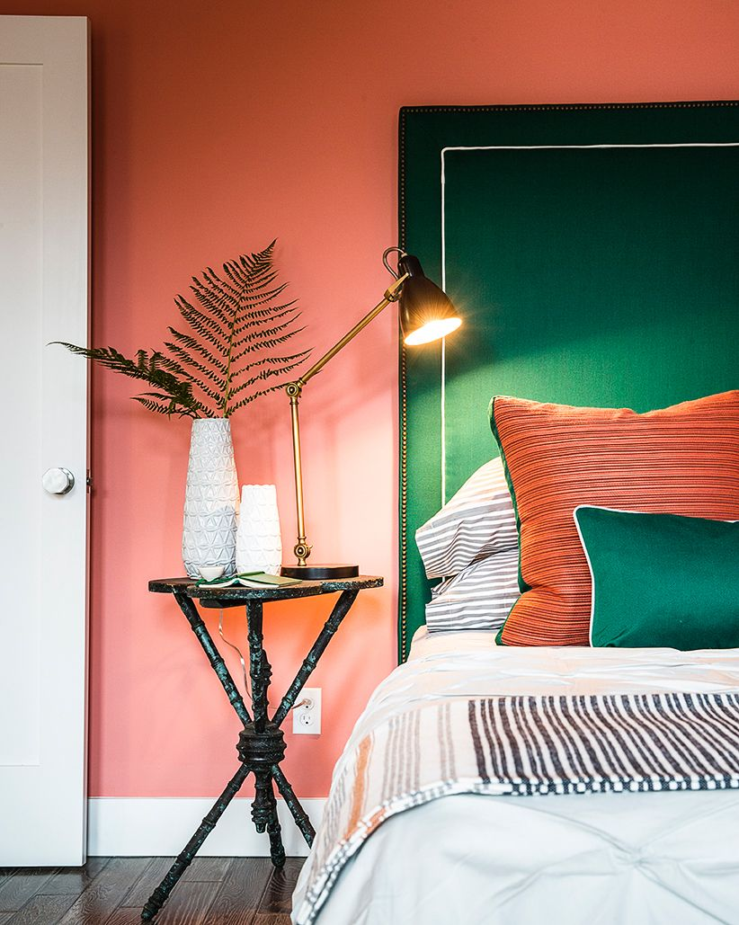 Dream in color with decorating ideas from our favorite bright bedrooms.