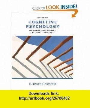 cognitive psychology goldstein pdf torrent