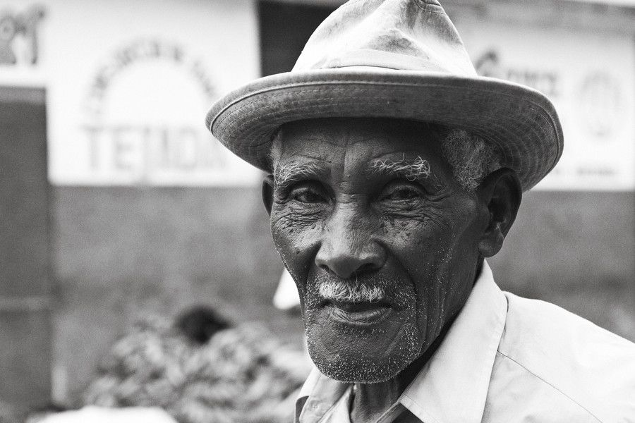 Portrait of Dominican by Noe  on 500px Dominican Republic