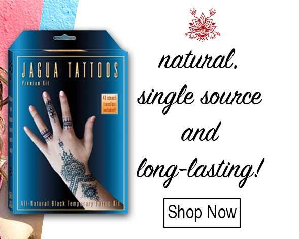 Henna Tattoo Kits For Kids: Earth Henna Presents...EARTH JAGUA
