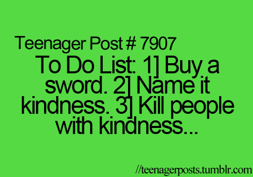 Teenager Post by Teenager-Posts on DeviantArt
