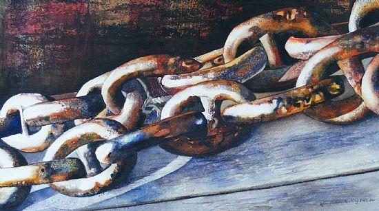 Lori Pitten Jenkins - Work Zoom: Chain Reaction