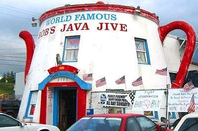 Bob's Java Jive, Tacoma, WA