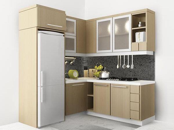 Kitchen set minimalis the dreams pinterest kitchen for Kitchen set untuk dapur sempit