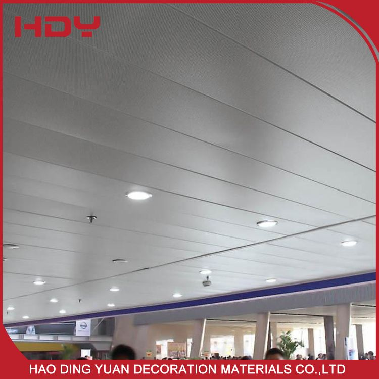 Low Price Aluminum Modern Outdoor Ceiling Material