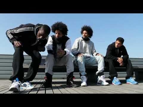 Pub Adidas Megalizer avec La Fouine, Les Twins & Vagabond