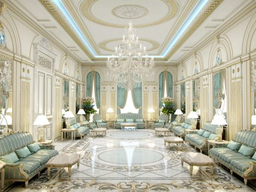 Image result for moroccan majlis interior interiors for Classic villa interior design