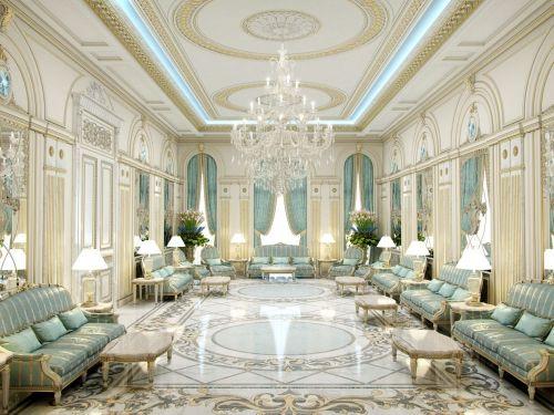 Image result for moroccan majlis interior  Interiors.. Luxury Classic Villa ...