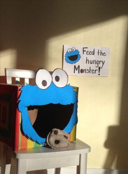 Photo of 1. Geburtstagsfeier Spiele Babys Cookie Monster 41 Ideen für 2019
