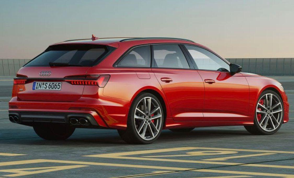 2020 Audi Avant S6 Diesel Audi S6 Audi Wagon