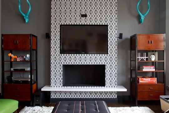 6 DIY Fireplace Makeovers that Will Inspire You