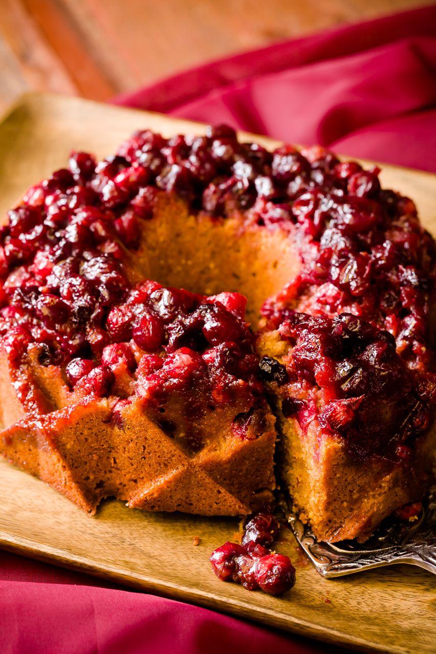 Cranberry cake recipe cranberry upside down cake
