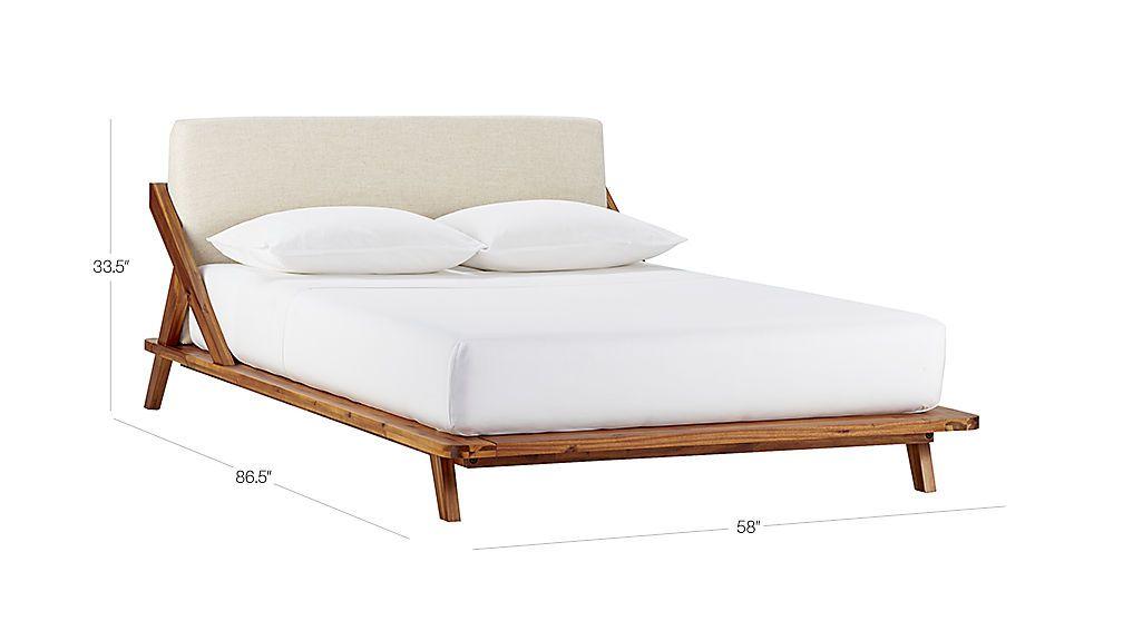 Drommen Wooden Bed Wooden Bed Wooden Bedroom Furniture Wood