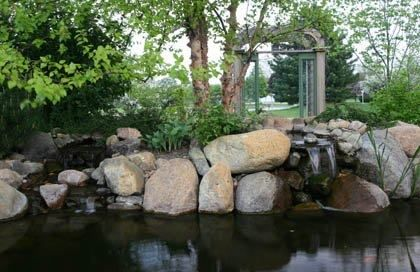 Aquascape Inc. Give Your Pond A Jump Start This Spring. Hereu0027s How: