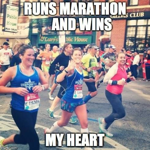 Our dearest running contributor @kgeil rocked the @ChiMarathon & learned 26.2 things on the way.