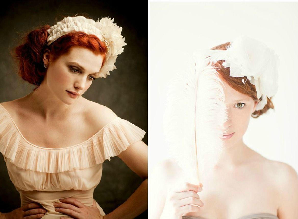 Ginger Bride | Fairytale Wedding: Hair | Pinterest