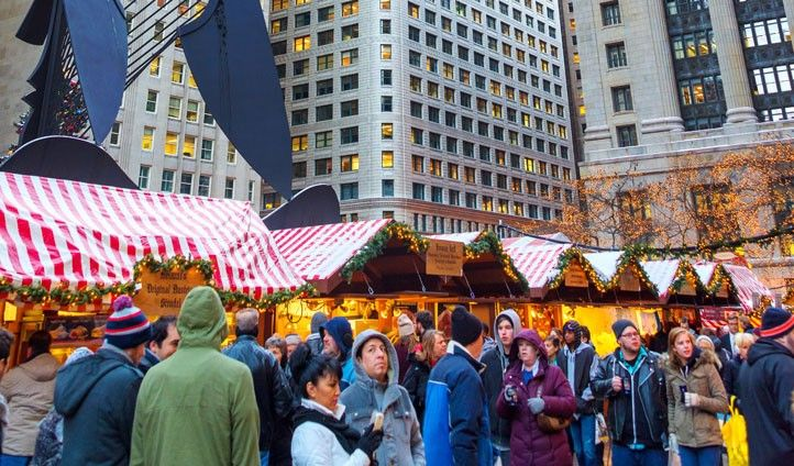 christmas market chicago