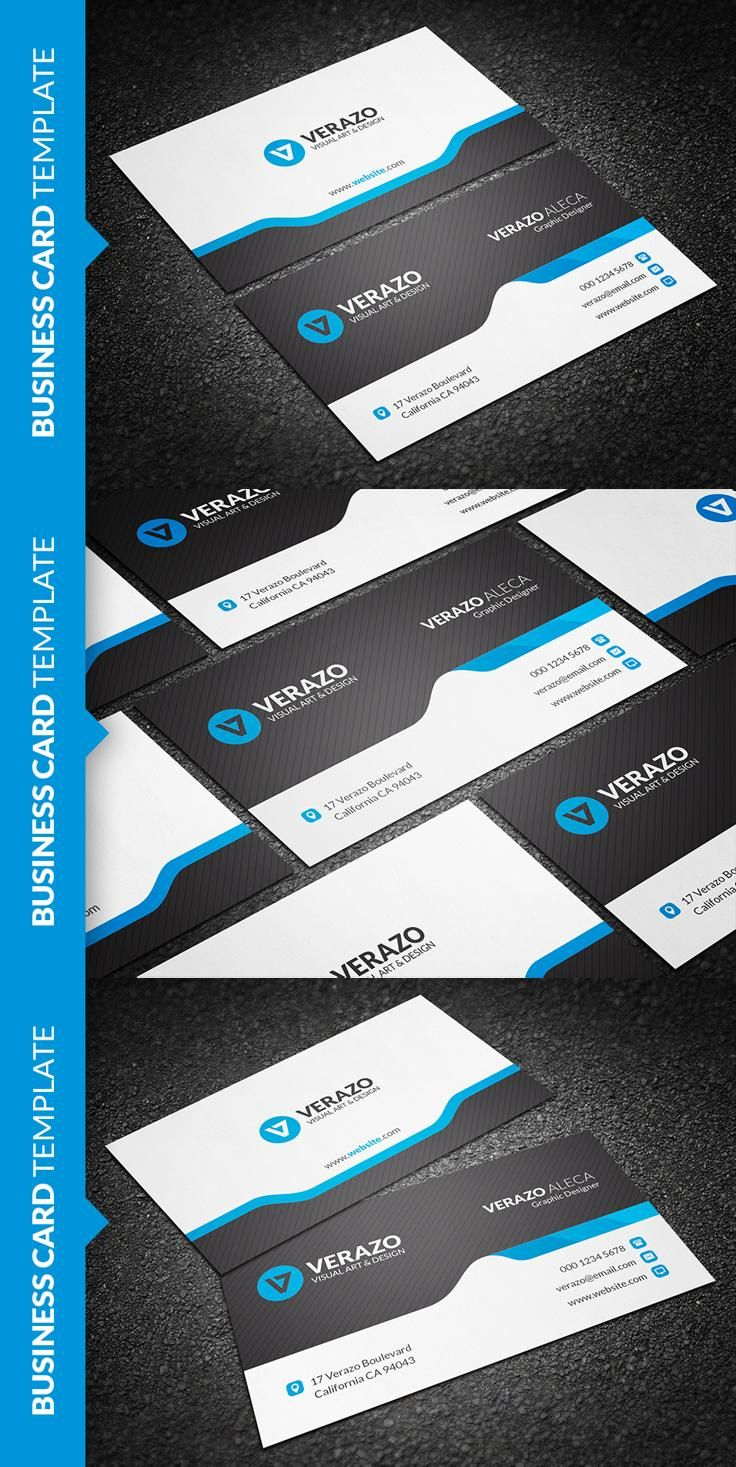 Creative Modern Business Card Business Cards Business And