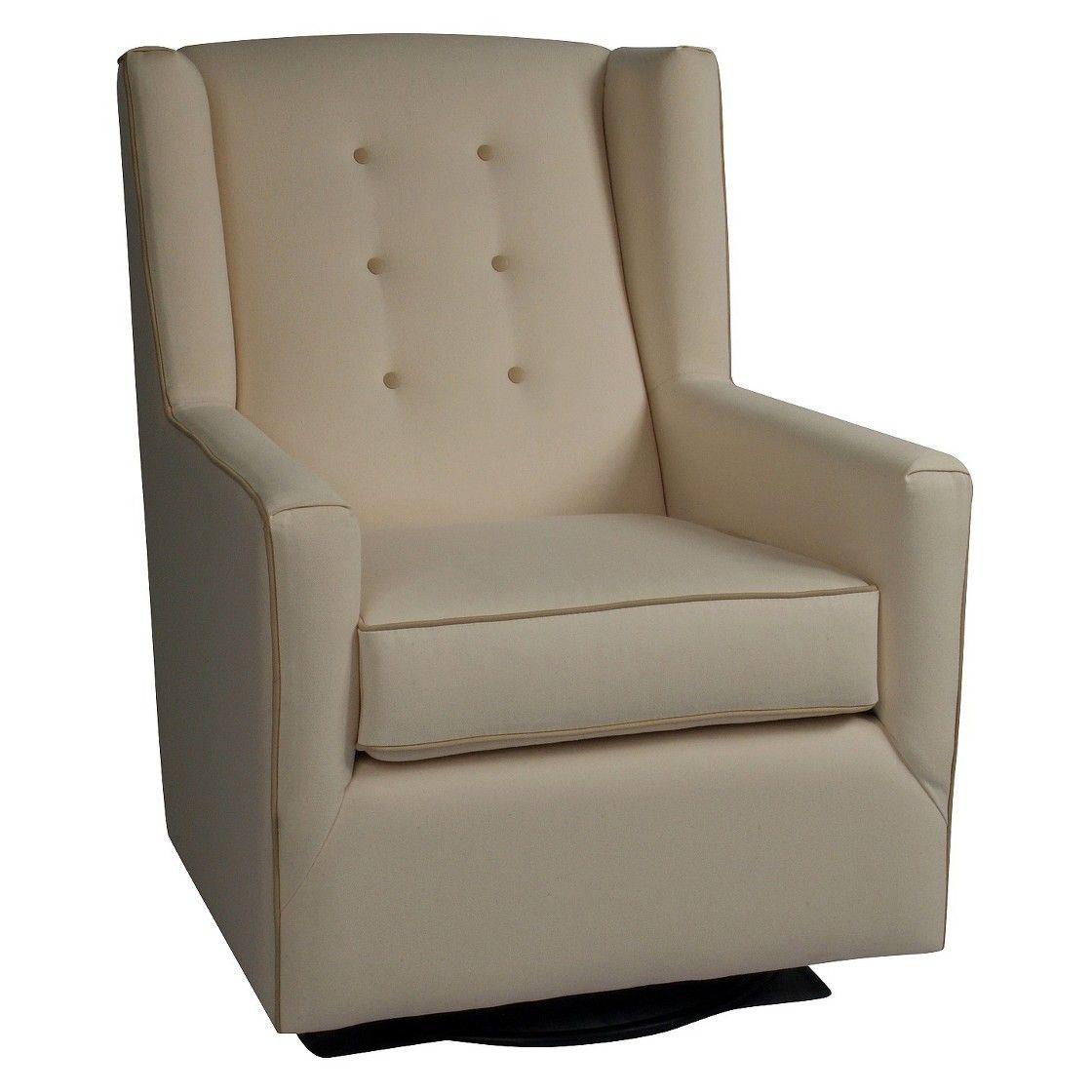 Upholstered rocking chairs little castle custom upholstered crown charleston swivel glider