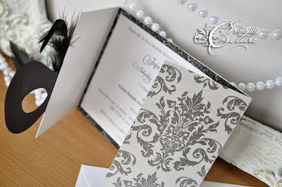 Handmade by Meda: handmade wedding invitations ...