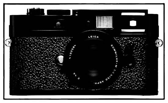 Monochrome Leica M on May 10th