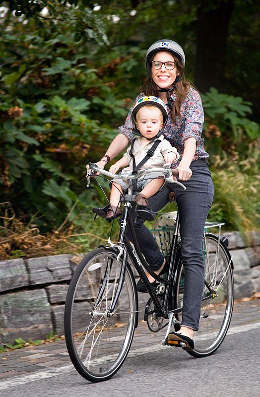 A Cup Of Jo Motherhood Mondays Riding Bikes With Babies