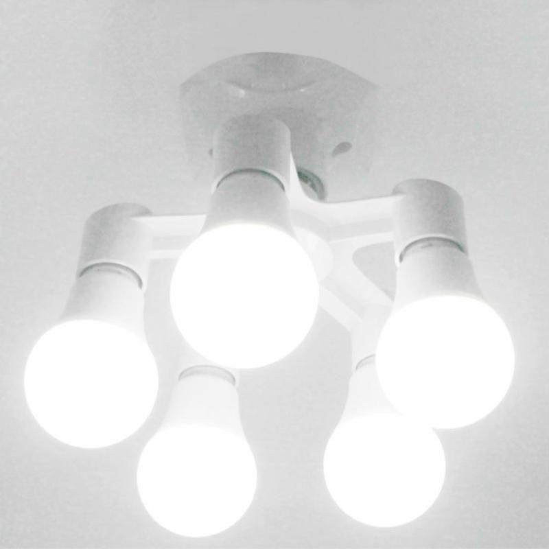 Led Bulb Lamp Holder 3 In 1 4 In 1 5 In 1 In 2020 Bulb Adapter Light Bulb Adapter Led Bulb