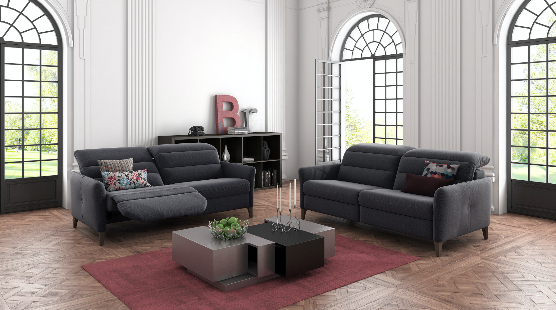 When 2 Made To Measure Sofas Are Better