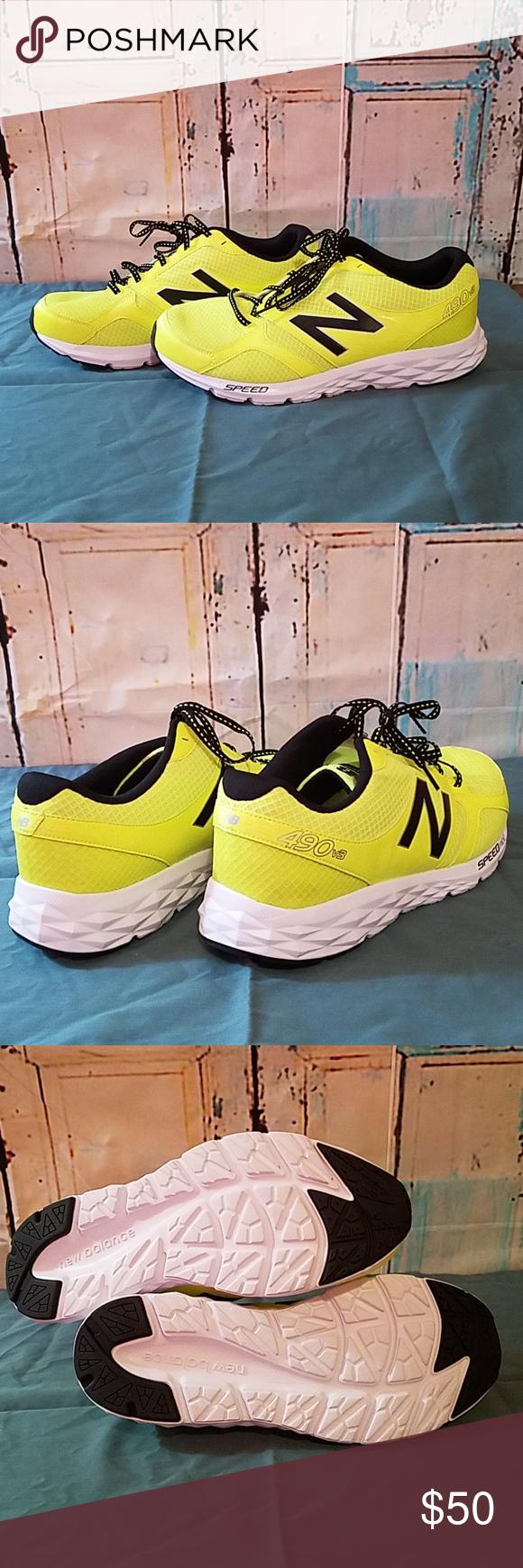 Balance 490v3 Speed Ride Sneakers sz14
