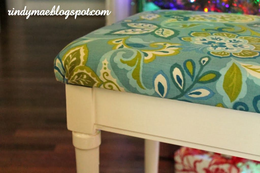 Diy Upholstered Piano Bench Piano Bench Diy Furniture Projects
