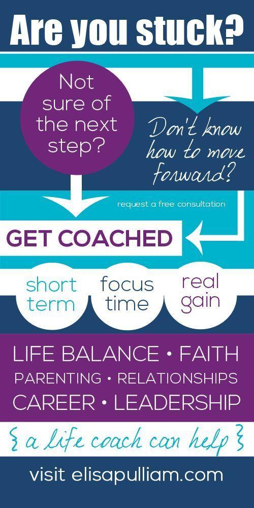 Coaching for Women - More to Be #lifecoachingtools