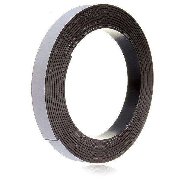 Us 7 17 3m Self Adhesive Magnetic Tape Magnet Strip 12 7mm 1 2 Inch Wide 127mm12 Adhesive Inch Magnet Magnetic Self Strip Tape Wide