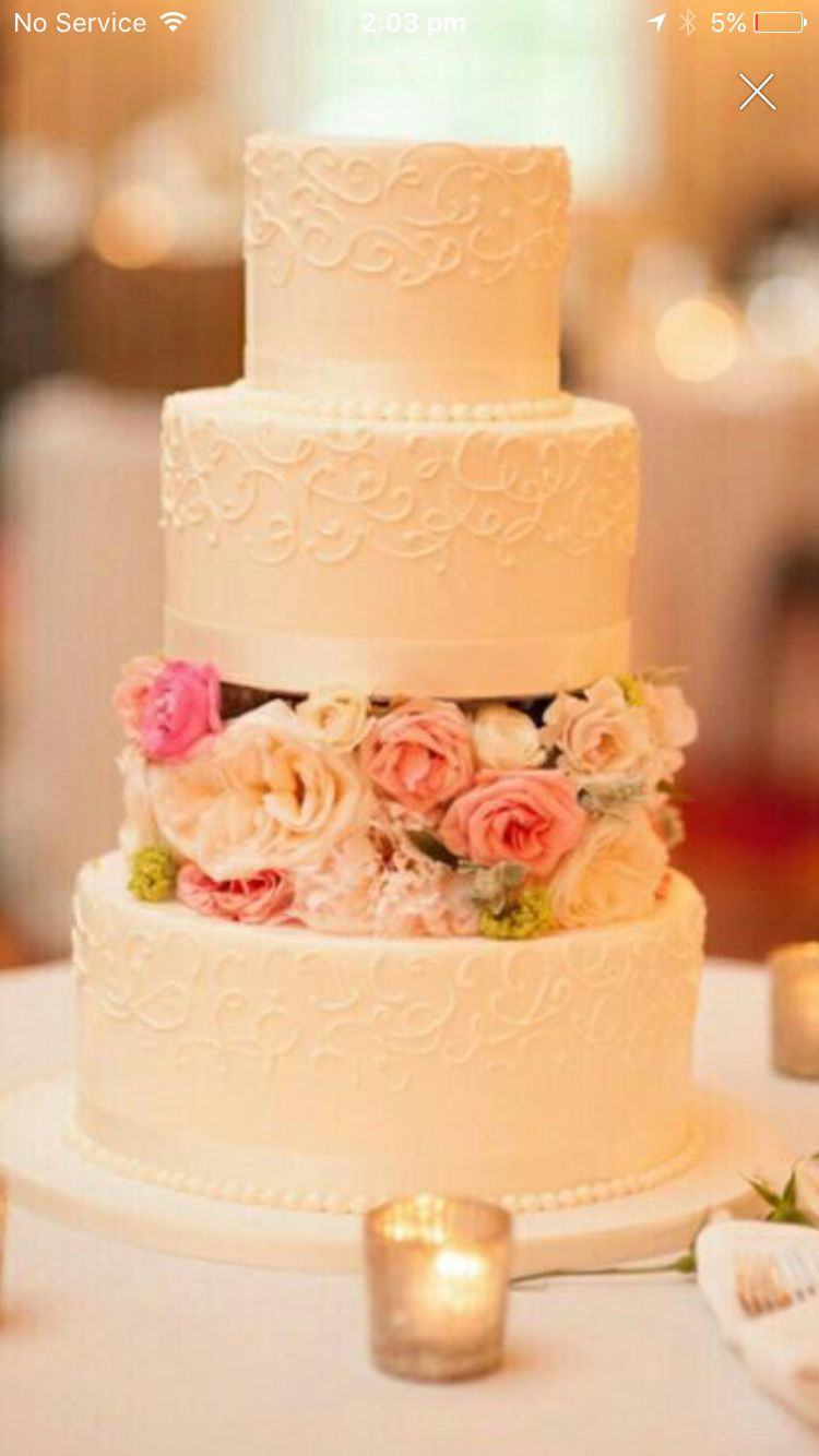 Love the pattern with no flowers | Cakes,Cookies and Cupcakes ...