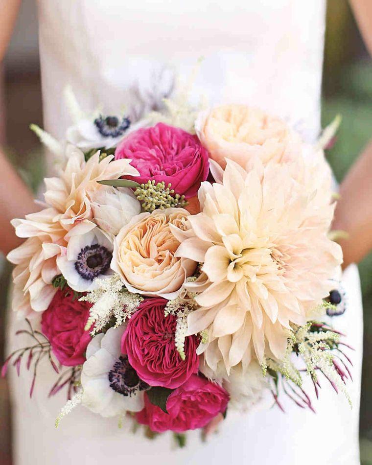 Mazzi Di Fiori Bellissimi Bouquet Grandi Fiori Color