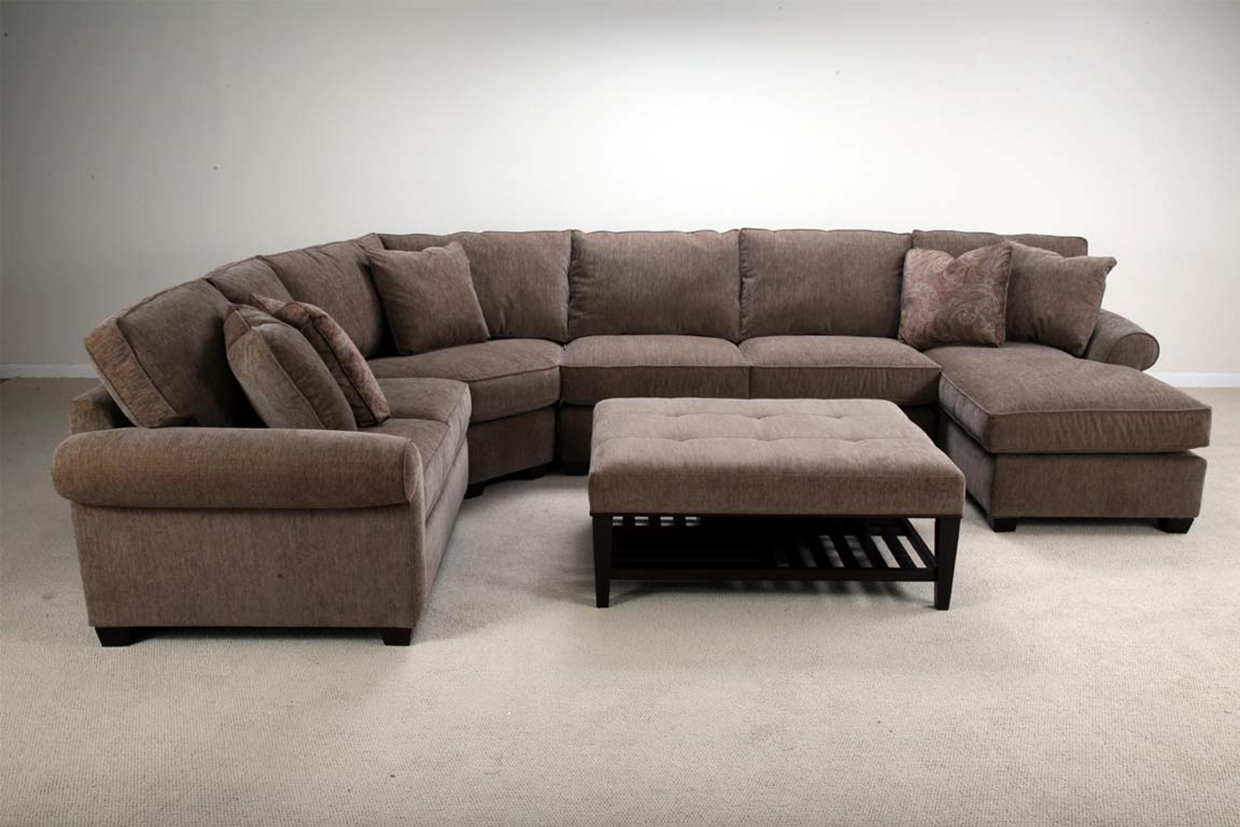 U09a Stationary Sectional With Right Facing Chaise By Bauhaus Ahfa Sofa Dealer Locator